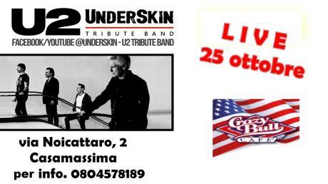 GRANDE SPETTACOLO U2 AL CRAZY BULL dopo i concerti di MILANO !