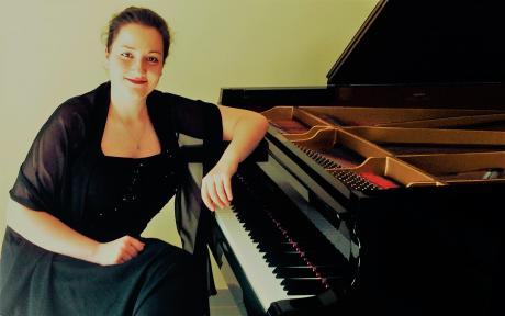 PIANO RECITAL DI SERENA VALLUZZI - Premio Arcangelo Speranza 2017