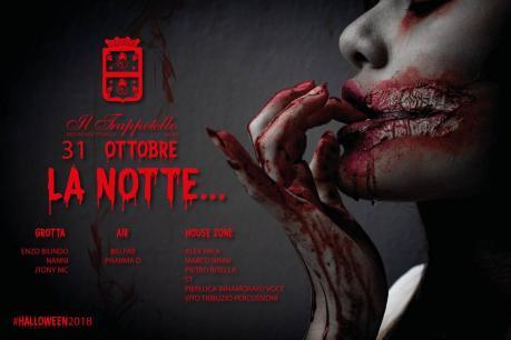 31/10 La Notte di Halloween - Il Trappetello Monopoli