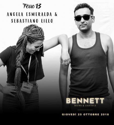 Angela Esmeralda & Sebastiano Lillo | Giovedì Live Music