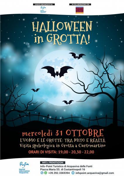 il Tacco di Bacco - Halloween - Mercoledì 31 ottobre 2018 in Puglia 818d5840c7e8