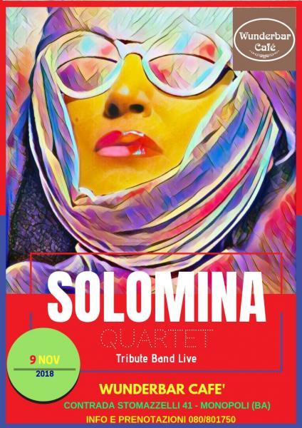 SOLOMINA QUARTET