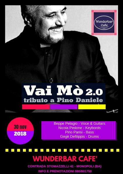 VAI MO' 2.0   PINO DANIELE TRIBUTE BAND