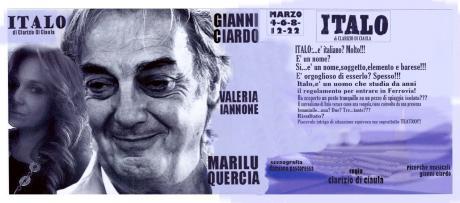 """Prosit - """"Italo"""""""