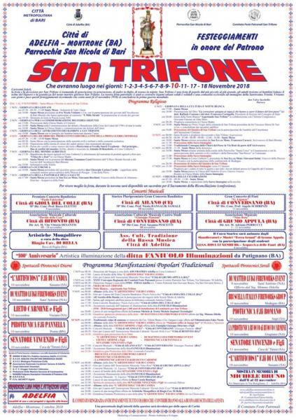 Festa di San Trifone