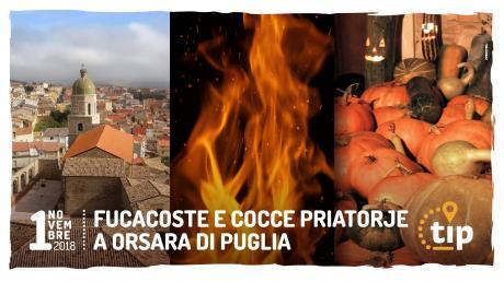 Fucacoste e Cocce Priatorje a Orsara di Puglia