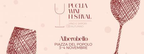 PUGLIA WINE FESTIVAL - VINO E SAPORI D'AUTUNNO