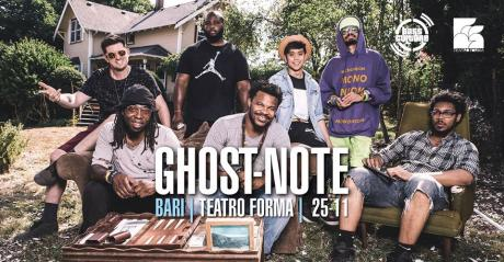 Ghost-Note - live al Teatro Forma