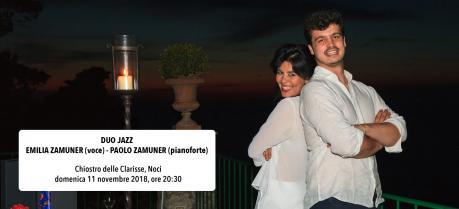 I GRANDI CLASSICI DEL JAZZ - Emilia e Paolo Zamuner