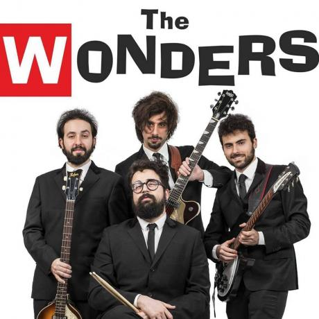 The Wonders - Beatles Tribute Project a Gravina!