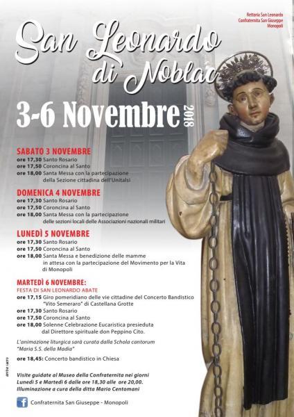 Festa di San Leonardo Abate - Monopoli