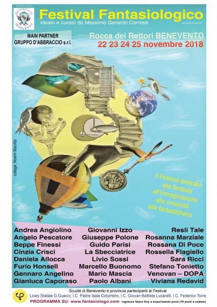 Festival Fantasiologico - Rocca dei Rettori