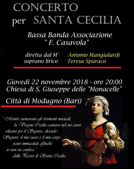 Concerto per Santa Cecilia