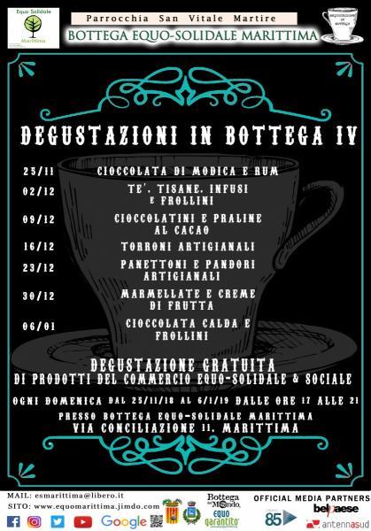 Degustazioni in Bottega IV