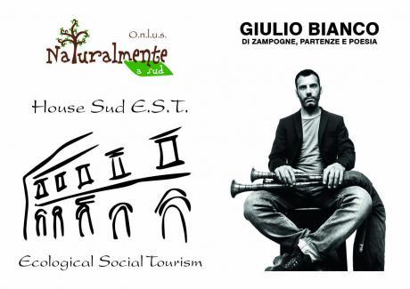 """Domenica 11 novembre a Manduria inaugurazione con concerto del progetto """"House Sud E.S.T. - Ecological Social Tourism""""."""