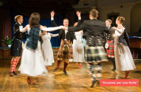 """""""Scozzesi Per Una Notte"""": venerdì 30 novembre festa scozzese a Masseria Cuturi, Manduria (Ta)."""