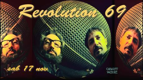 Revolution 69 in concerto