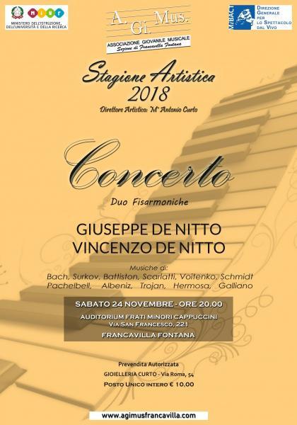Concerto Duo Fisarmoniche