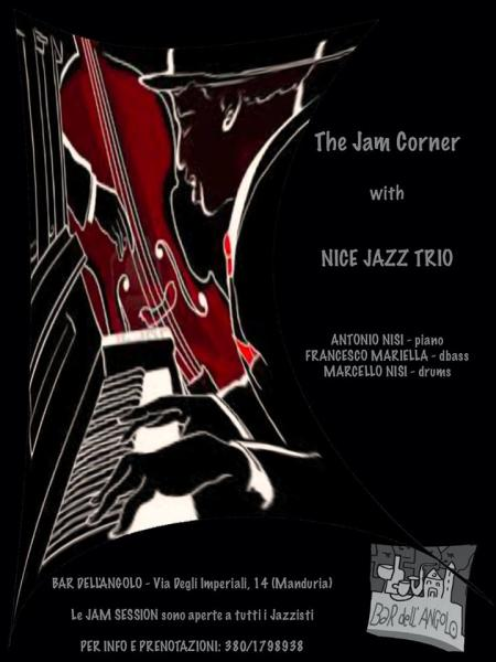 The Jam Corner with Nice Jazz Trio