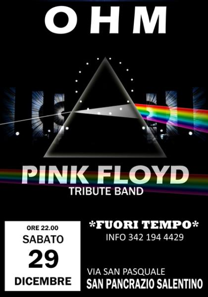OHM PINK FLOYD LIVE - SAN PANCRAZIO S.no - FUORI TEMPO