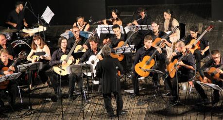 """ORCHESTRA DI CHITARRE DE FALLA - """"Dal Classico al Jazz…"""""""