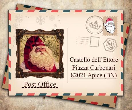 Mercatino di Natale 2018 - Castello dell'Ettore – Borgo Fantasma di Apice Vecchia (BN)  Tutti i venerdì, sabato e domenica dal 23 Novembre al 16 Dicembre 2018