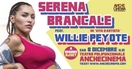 "Serena Brancale in ""Vita d'Artista"" feat. Willie Peyote"