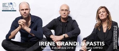 Pastis & Irene Grandi