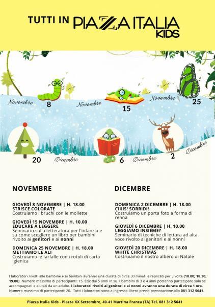 White Christmas | Laboratorio creativo per bambini