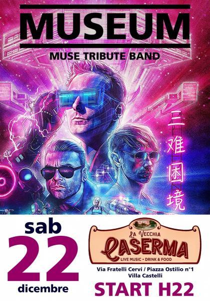 MuseuM - Muse Tribute Band Live at La vecchia caserma