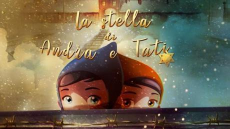 """Rosalba Vitellaro e Alessandra Viola  presentano: """"La Stella di Andra e Tati"""""""
