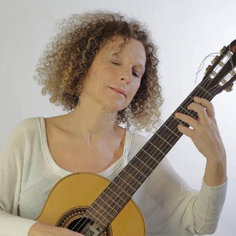 PAGINE RARE - Recital chitarristico di ADALISA CASTELLANETA