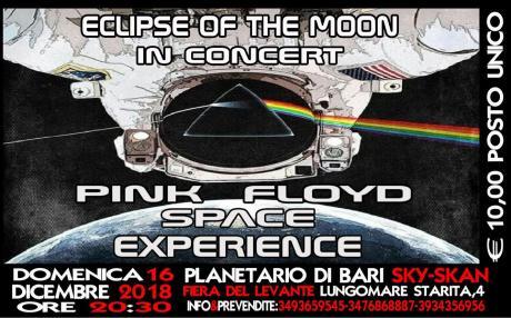 Pink Floyd Space Experience al Planetario di Bari Sky Skan