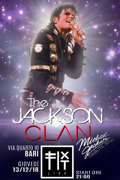 The JACKSON CLAN Live@ FIX IT