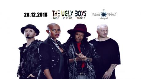 The Ugly Boys - Skunk Anansie tribute in concerto al Nordwind discopub