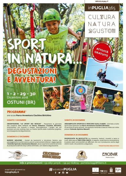 Sport in Natura... Degustazioni e Avventura!
