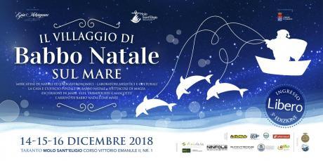 Il villaggio di Babbo Natale...sul mare 5° edizione