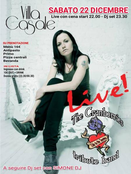 The Cranberries cover band & SIMONE DJ