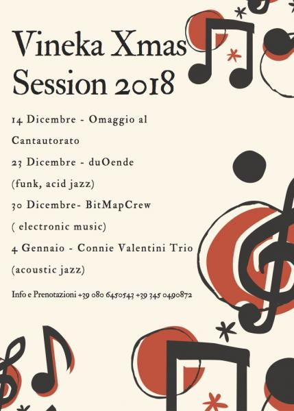 Vineka Xmas Session 2018 - duOende