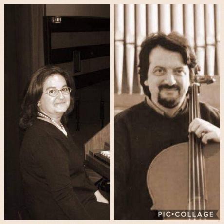 Concerto del duo Gianlorenzo Sarno e Margherita Porfido