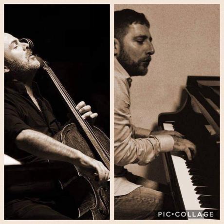 Concerto del duo Nicola Fiorino e Carlo De Ceglie
