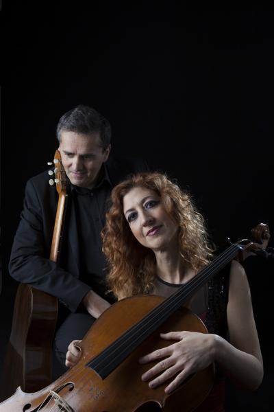 Il Duo Mateaux in concerto