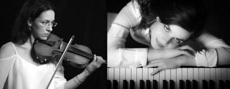 Cristina Ciura e Viviana Lasaracina in concerto