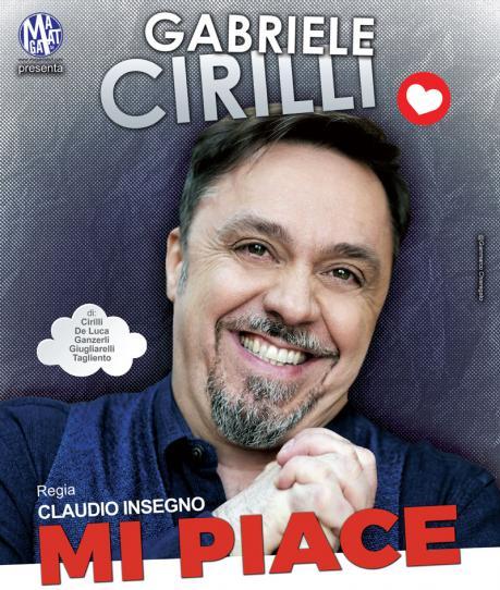 "Gabrielle Cirilli in ""Mi piace"""