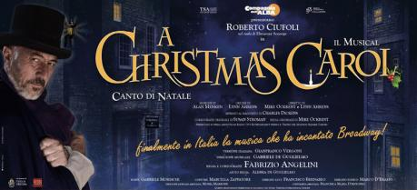 A Christmas Carol il musical