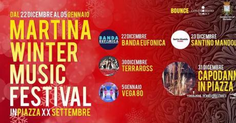 Martina Winter Music Festival