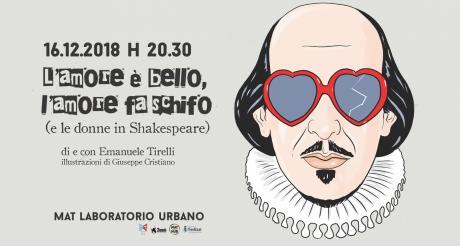"""""""L'amore è bello, l'amore fa schifo"""" di Emanuele Tirelli - MAT laboratorio urbano"""