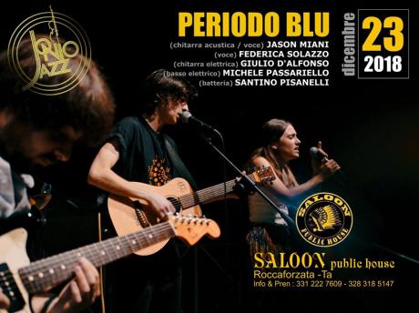 PERIODO BLU in concert