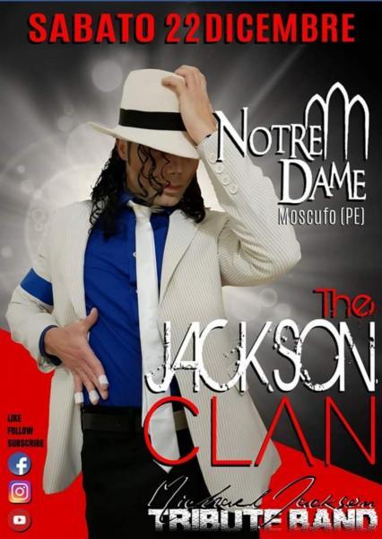 The JACKSON CLAN Live@ NOTRE DAME LACU