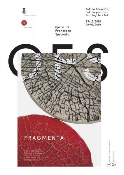 Fragmenta - Opere di Francesco Spagnulo
